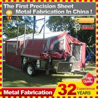 OEM or Customized aluminium caravan siding manufacturers with 32-year experience