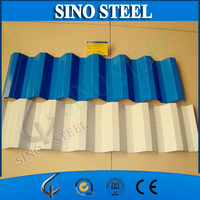 Non Asbestos Fiber Cement Corrugated Roofing Sheet sino steel