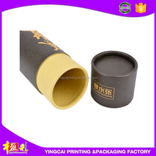 Popular Sale round paper tube tea packaging with good quality