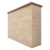Exterior wall facade decorative covering building materials fake sandstone decorations panels with natural stone texture