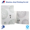 Side gusset laminated material printed snack bag for dried food