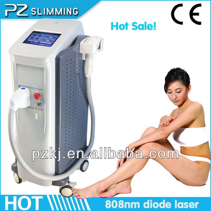 distributors agents required diode laser hair removal for beauty salon - PZ606/CE (hot in Turkey,Italy,Saudi Arabia,USA)