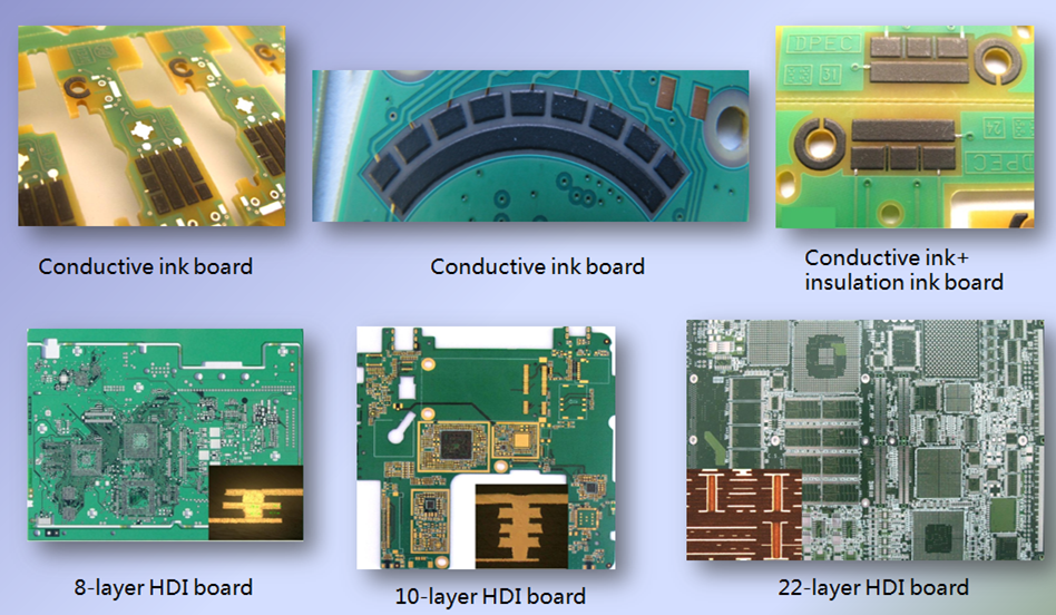 Electronic 94v0 1-layer rohs pcb board assembly circuit board