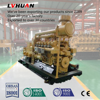 burning gasification system power plant coal gas generator