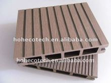 2012 High tensile strength and Corrosion-resistant wpc (wood plastic composite) decking floor