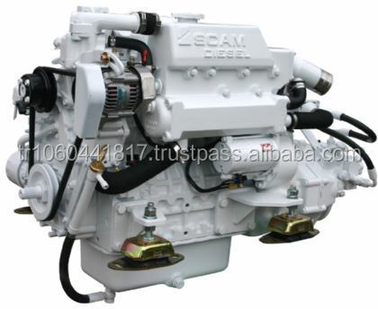 Kubota Based 50HP Diesel Marine Engine V2403