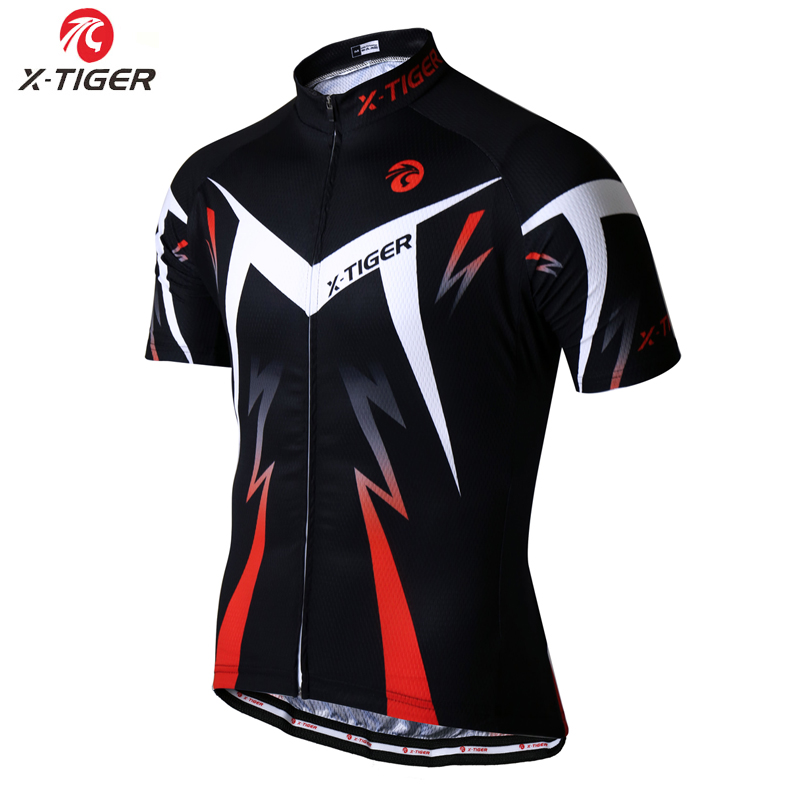 Pro X-Tiger Brand Modesti Cycling Jerseys/mtb bike clothing/Ropa De Ciclismo/Short Sleeve cycling wear