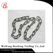 long link chain manufacturers steel chain link sizes price