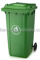 2015 Dustbin 240 liter Plastic Recycle Outdoor Waste Bin