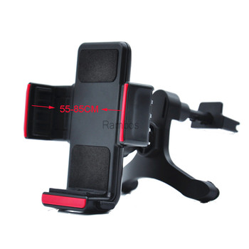 360 Degree Rotating Universal Car Holder Air Vent Condition Outlet Stand Bracket Cradle Mobile Phone Holder for iphone