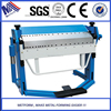 small bending machine, TDF duct manual folder for HVAC, hand press brake