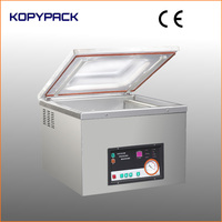 Small Size Industrial Use Automatic Table Top Food Bag Vacuum Sealing Packing Machine