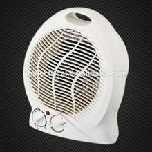 Hot selling air forced best electric fan heater for bedroom