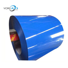 Cold rolled anodized color PE PVDF pre painted aluminium coil