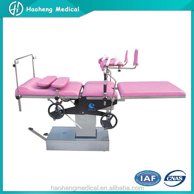 Electric Obstetric Medical Examination Gynecological Medical Table