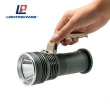 high power style xm-l T6 super ray long distance rechargeable led torch flashlight