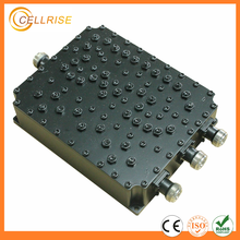 Low Price Cavity N Type RF Triplexer Tri-Band Combiner 698-2700MHz