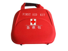 Emergency disaster survival first aid kit outdoor