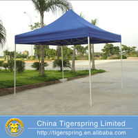 Anti-corruption metal 10x10 folded tent
