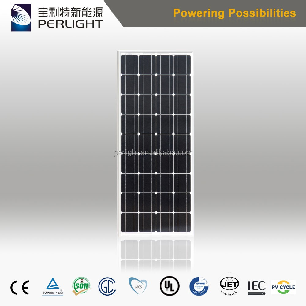 High quality low price 4BB small size solar panel for mono100w mono110w