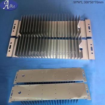 extrusion profile led aluminum heat sink
