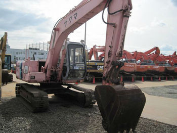 Backhoe Hitachi EX120 - 2 <SOLD OUT>