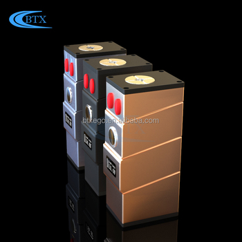 Hot selling electronic cigarette rechargeable 1900mAh ecig mod battery