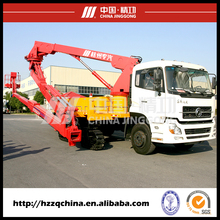 Bridge inspection truck and electric platform truck for sale