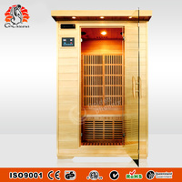 2 person Spa Message Therapy Far Infrared Sauna House G2 new