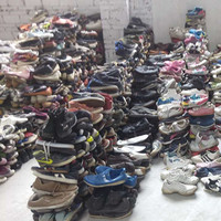 Wholesale Factory Cheap Mixed Used Shoes