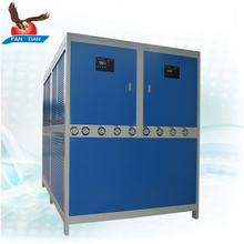 Hongsai 40hp 110kw Cooling Capacity Industrial Air Cooled Water Chiller