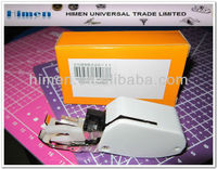domestic Sewing Machine Part walking foot HM10449W / 7mm Walking Foot, Low Shank With Quilting Guide (original quality)