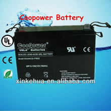 VRLA/SLA Battery 12V100Ah Industrial Maintenance Free 12V Batteries