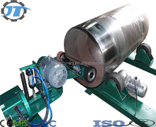 CE approved automatic Jotun machinery stainless steel tank/kapal polishing mesin