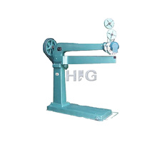corrugated carton stitcher machine