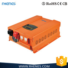 China manufacture single phase 1-12KW power solar inverter with MPPT controller