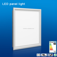 100lm/w 600x600 40W high PF pure white ultra Square slim led panel light