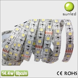 good quality 5050 5630 7020 smd led light smd DC12/24V continuous led strip with ce rohs