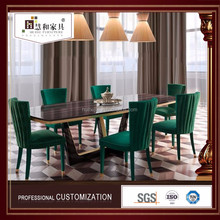 High quality Restaurant furniture Dining Furniture for 3-5 star restaurant use