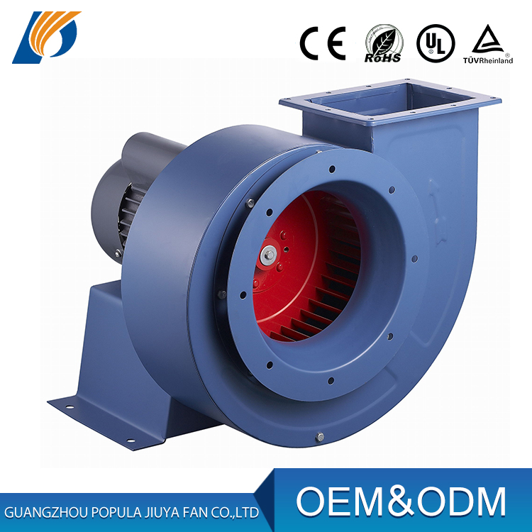 Free Standing Explosion Proof Industrial Centrifugal Exhaust Fan