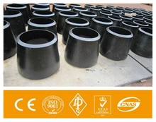 Steel Elbow Reducer Tee Cap Elbow Bend Reducer ST37 ASTM A234 WPB ASME B16.9, Butt Weld Carbon Steel Pipe Fittings