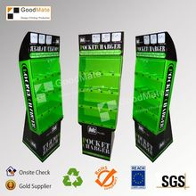glass store mobile phone display showcase Customized