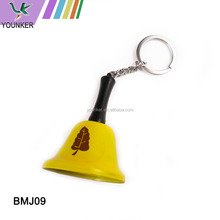 Wholesale Plastic Handle Metal Hand Bell For Promotional