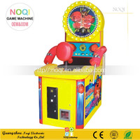 NQT-G05 arcade games Olympic Punching boxing machine ticket games for kids