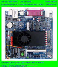 ITX-GS1037B types of computer motherboard with Celeron 1037U