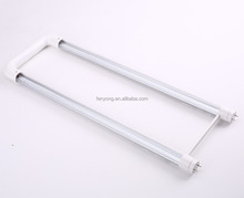 FY Lighting 600mm/2ft 22W T8 G13 LED U shape tube UL CE RoHS+, compatible ballast