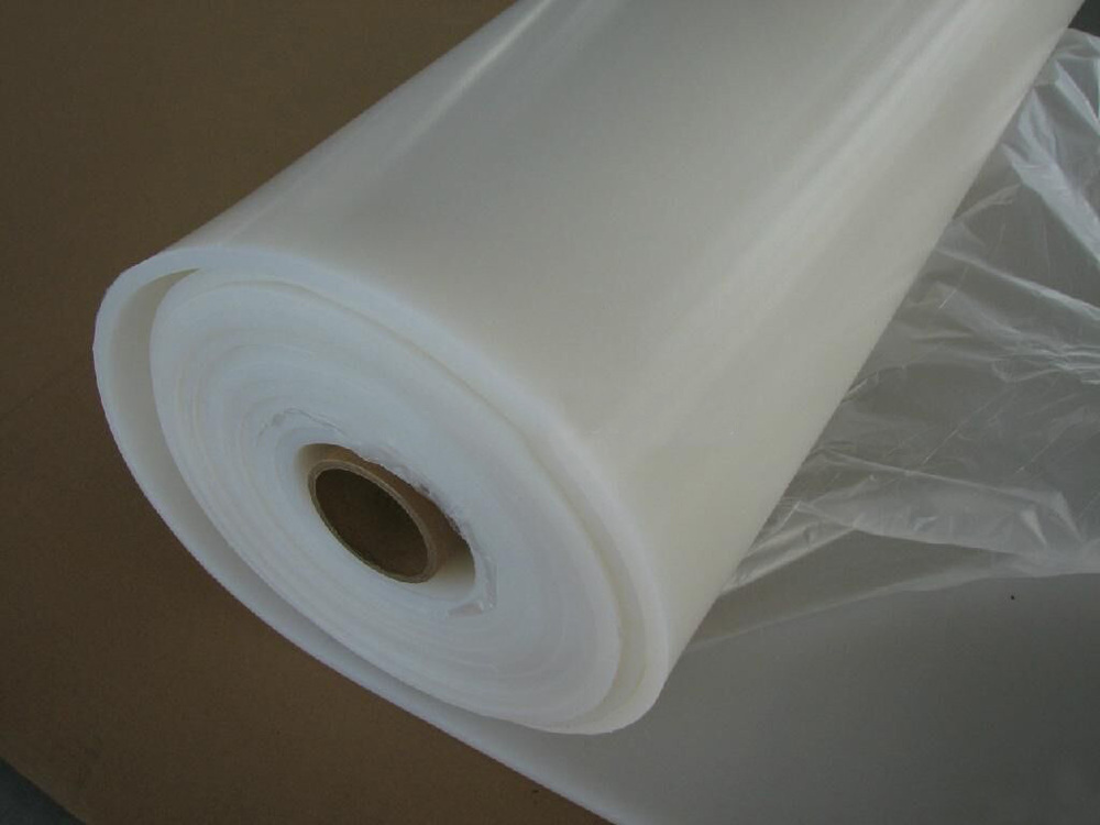 Great Wall European Market White good grade rubber sheet silicone rubber