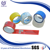 Adhesive Bopp Packaging Self Adhesive Acrylic Tape