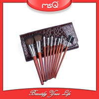 MSQ Hot Sale10pcs Synthetic Hair Emily Makeup Brush