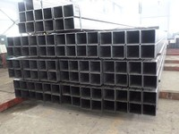 Building Material asian Square Tube rectangular 4 Tube Made In China from Shandong Shunshi